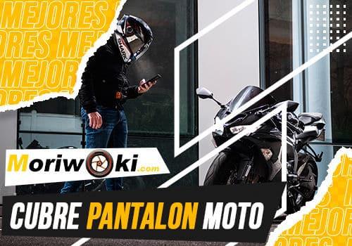 Mejores cubre pantalon moto