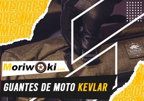 Mejores guantes de moto kevlar