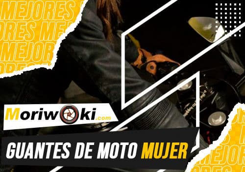 Mejores guantes de moto mujer
