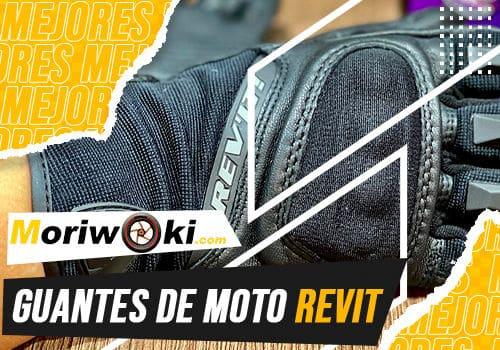 Mejores guantes de moto revit