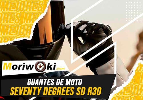 Mejores guantes de moto seventy degrees sd r30