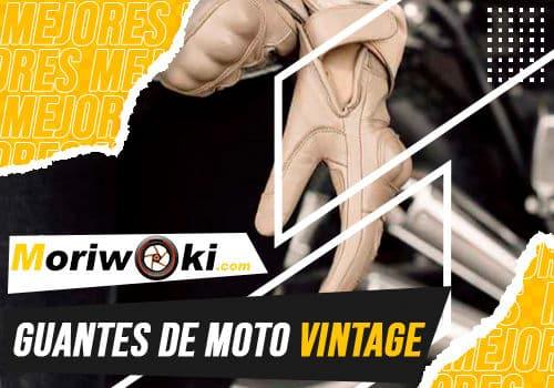 Mejores guantes de moto vintage