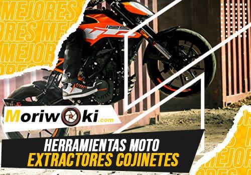 Mejores herramientas moto Extractores cojinetes