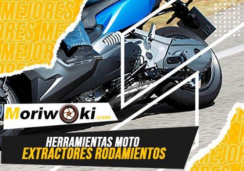 Mejores herramientas moto Extractores rodamientos