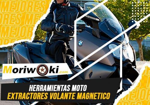 Mejores herramientas moto Extractores volante magnetico