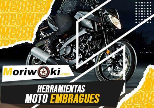 Mejores herramientas moto embragues