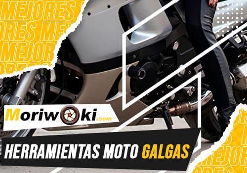 Mejores herramientas moto galgas