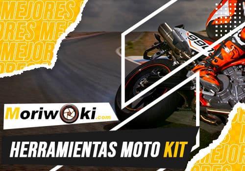 Mejores herramientas moto kit