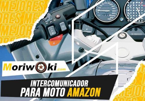 Mejores intercomunicador para moto amazon