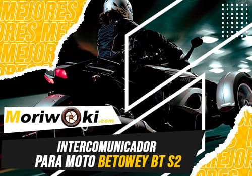 Mejores intercomunicador para moto betowey bt s2