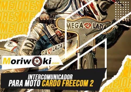 Mejores intercomunicador para moto cardo freecom 2