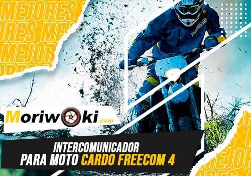 Mejores intercomunicador para moto cardo freecom 4
