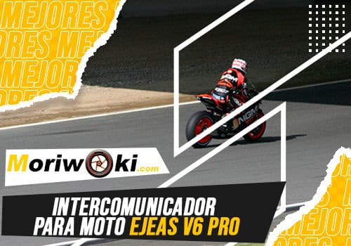 Mejores intercomunicador para moto ejeas v6 pro