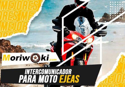 Mejores intercomunicador para moto ejeas