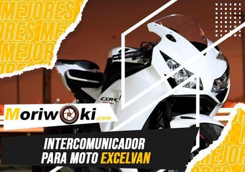 Mejores intercomunicador para moto excelvan