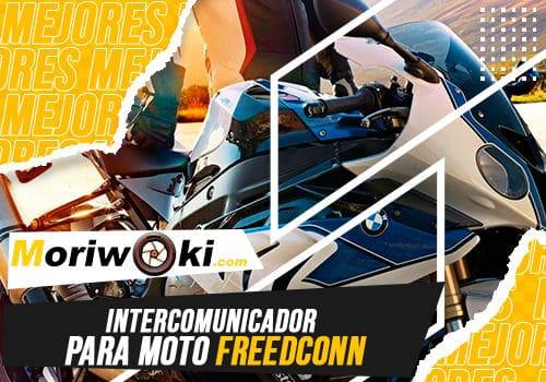 Mejores intercomunicador para moto freedconn