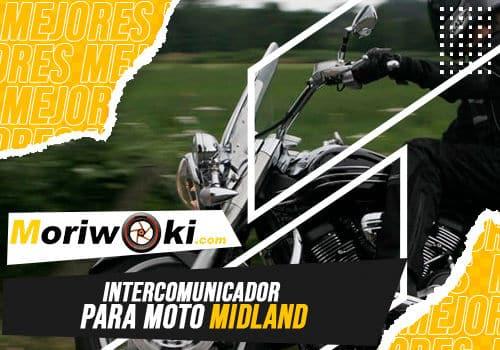 Mejores intercomunicador para moto midland