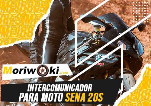 Mejores intercomunicador para moto sena 20s