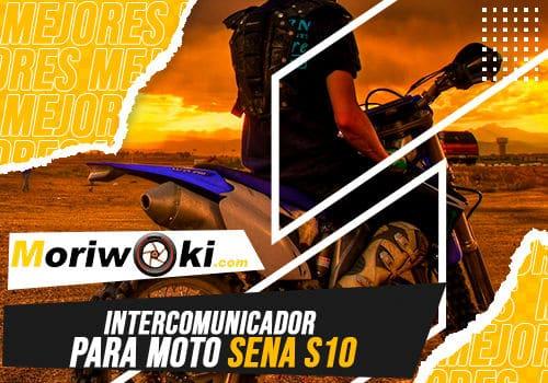 Mejores intercomunicador para moto sena s10