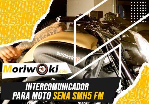 Mejores intercomunicador para moto sena smh5 fm