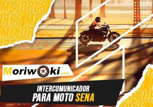 Mejores intercomunicador para moto sena