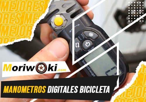 Mejores manometros digitales bicicleta
