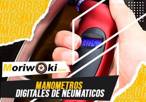Mejores manometros digitales de neumaticos