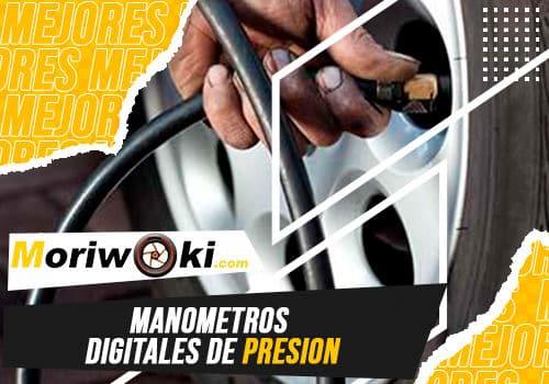 Mejores manometros digitales de presion