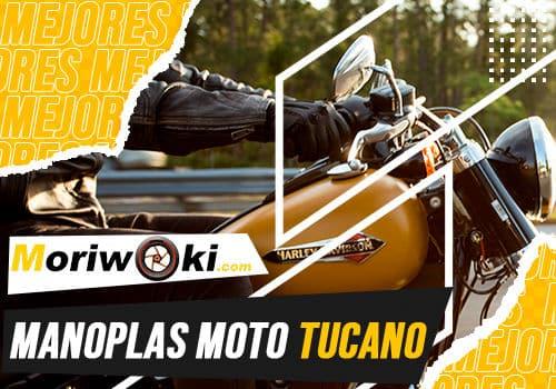 Mejores manoplas moto tucano
