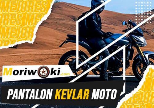 Mejores pantalon kevlar moto