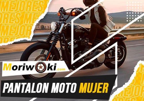 Mejores pantalon moto mujer