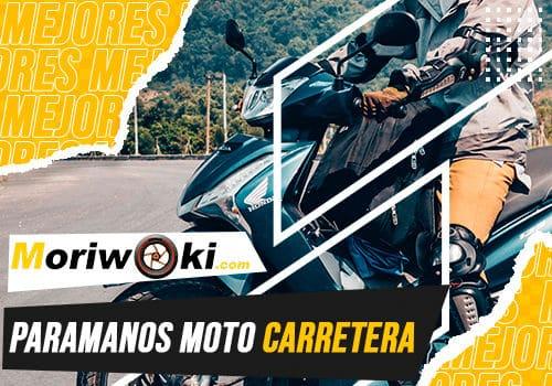 Mejores paramanos moto carretera