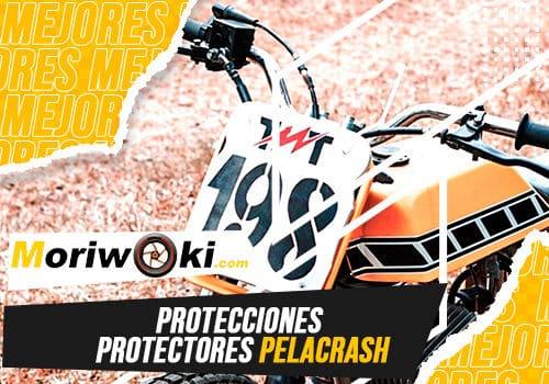 Mejores protecciones protectores pelacrash