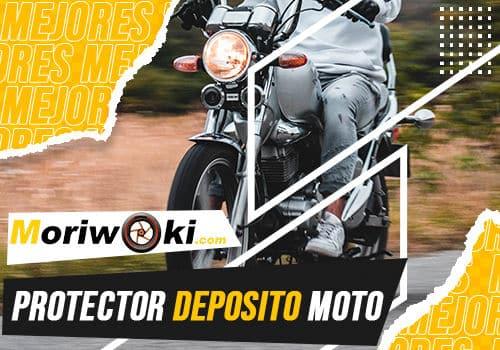 Mejores protector deposito moto