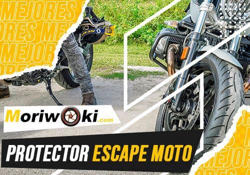 Mejores protector escape moto
