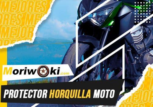 Mejores protector horquilla moto