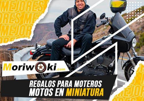 Mejores regalos para moteros motos en miniatura