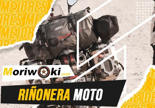 Mejores riñonera moto