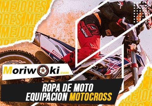 Mejores ropa de moto equipacion motocross