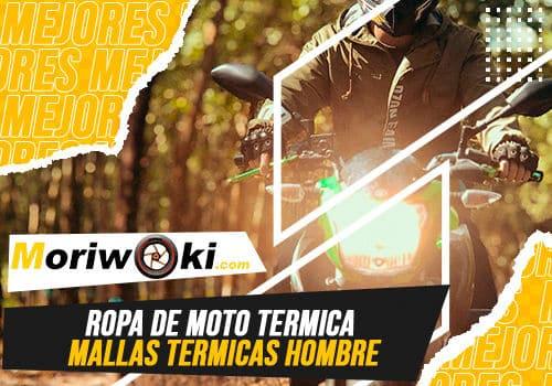 Mejores ropa de moto termica mallas termicas hombre