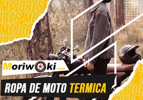 Mejores ropa de moto termica