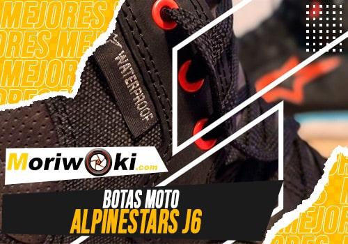 Mejores-botas-moto-alpinestars-j6