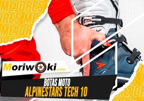 Mejores-botas-moto-alpinestars-tech-10