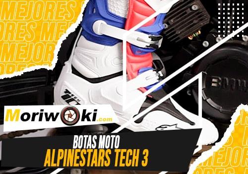 Mejores-botas-moto-alpinestars-tech-3