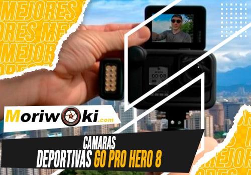 Mejores-camaras-deportivas-Go-Pro-Hero-8
