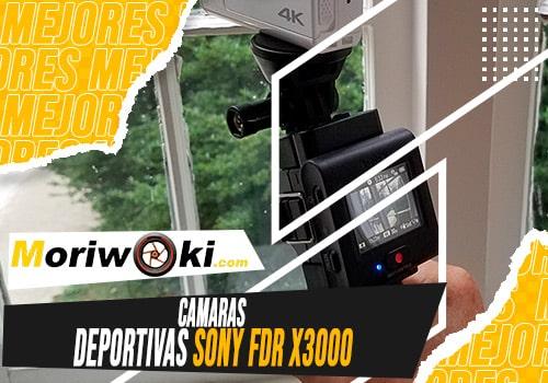 Mejores-camaras-deportivas-Sony-Fdr-x3000